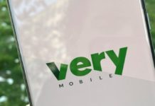 Very Mobile Logo