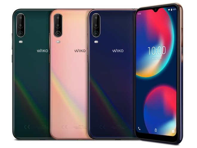 Wiko View4 2