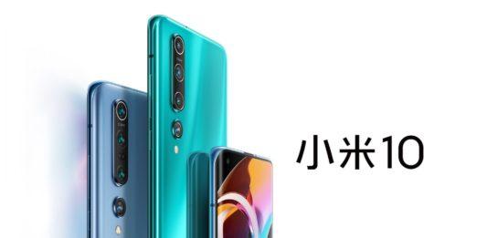 Xiaomi Mi 10 è ufficiale