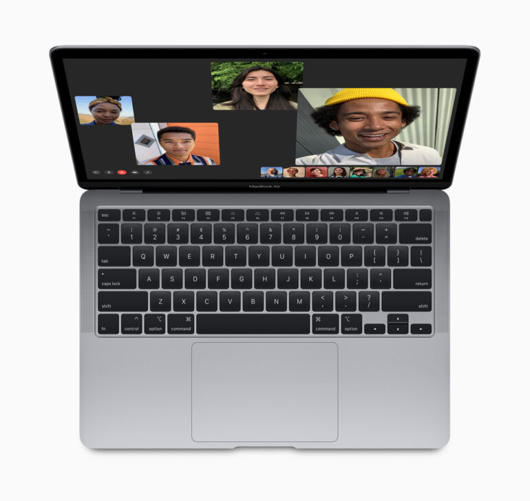 Apple presenta MacBook Air 2020: prezzo, caratteristiche ...