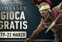 Gioca GRATIS a Assassin's Creed Odyssey