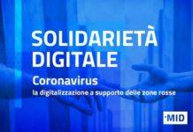 Solidarietà Digitale Coronavirus