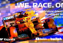 Virtual Grand Prix Series