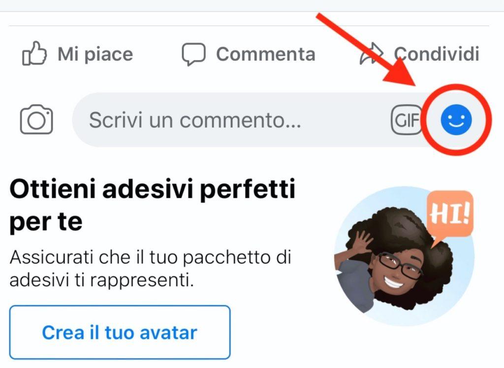 Come attivare Facebook Avatar
