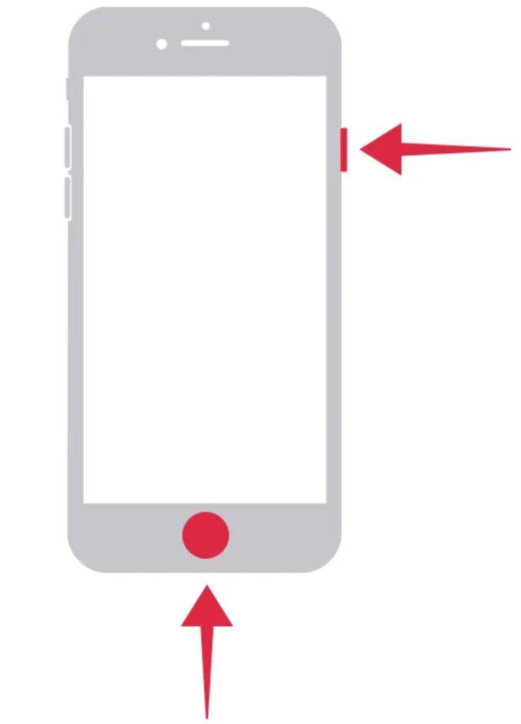 Come fare screenshot su iPhone SE 2020