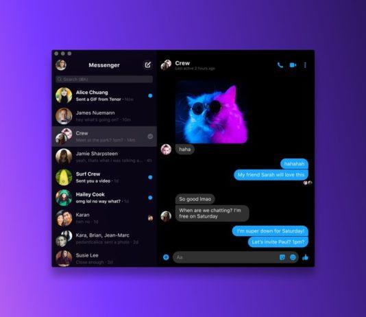 Installare Facebook Messenger su PC Windows e Mac