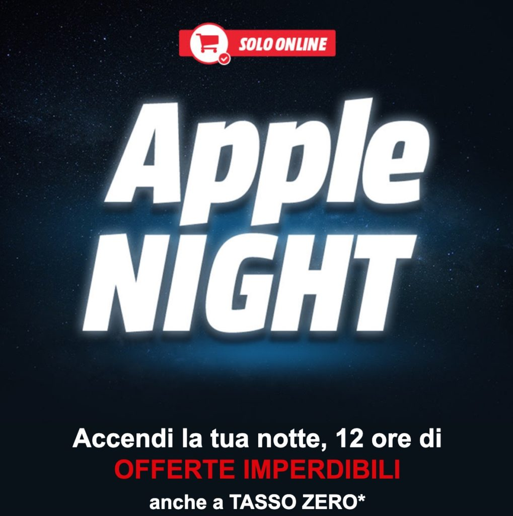 Mediaworld Apple Night 1