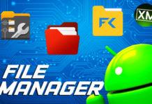 Migliori File Manager per Android