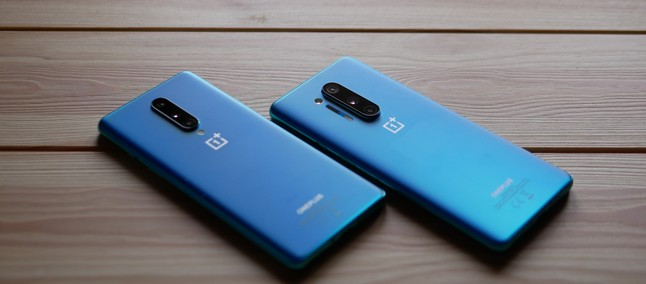 OnePlus 8 e 8 Pro disponibili su Amazon
