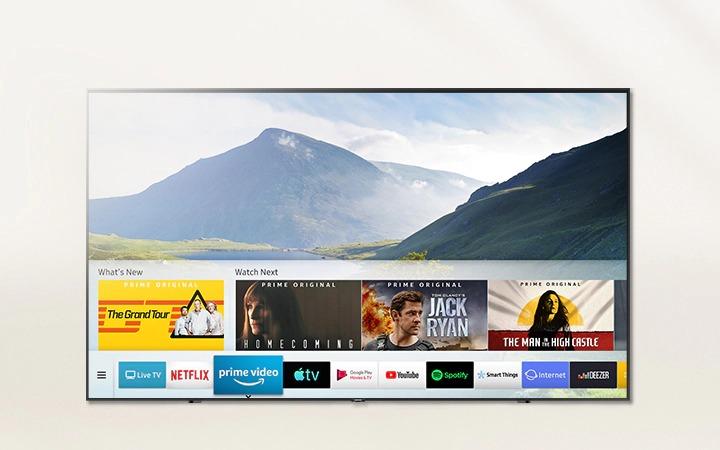 Play Store su Smart TV Samsung