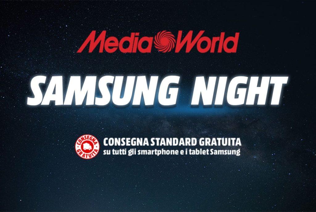 SAMSUNG NIGHT MEDIAWORLD