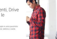 Spazio illimitato su Google Drive