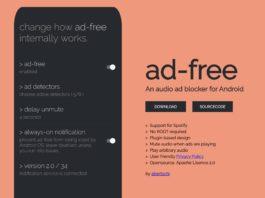 Togliere pubblicità Spotify Android