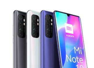 Xiaomi Mi Note 10 Lite 1
