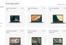 Arrivano i Chromebook su Amazon