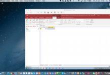 Scaricare Access su Mac
