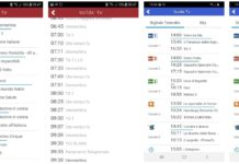 TV italiana streaming Android