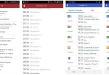 TV italiana streaming Android