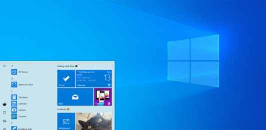 Windows 10 20H1 May 2020 Update