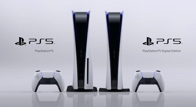 2 versioni di PlayStation 5
