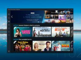 Amazon Prime Video per Windows 10