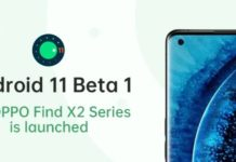 Android 11 Beta Oppo Find X2 e X2 Pro