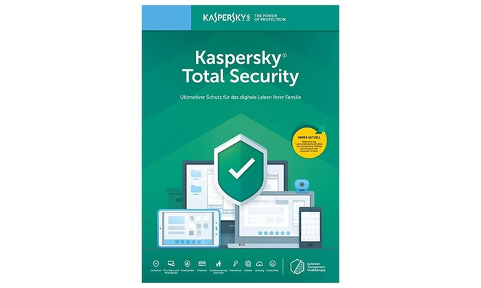Kaspersky Total Security 2020 download