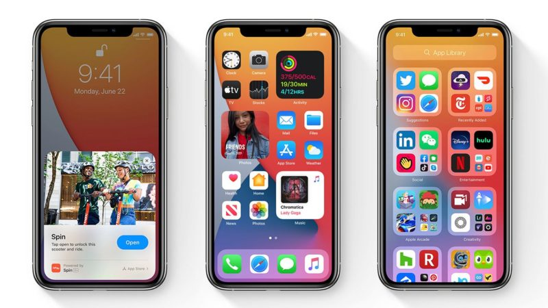 iOS 14 novità