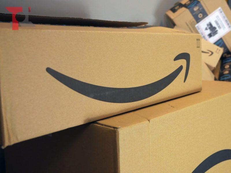 Scegli orario e giorno consegna Amazon