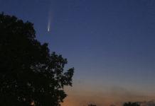 Come vedere la Cometa Neowise