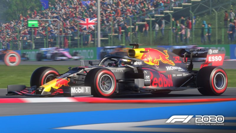 F1 2020 requisiti PC