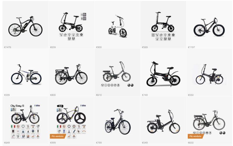 Le bici elettriche compatibili con Bonus Mobilità su Amazon
