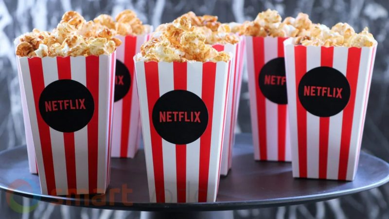 Funzione Shuffle su Netflix
