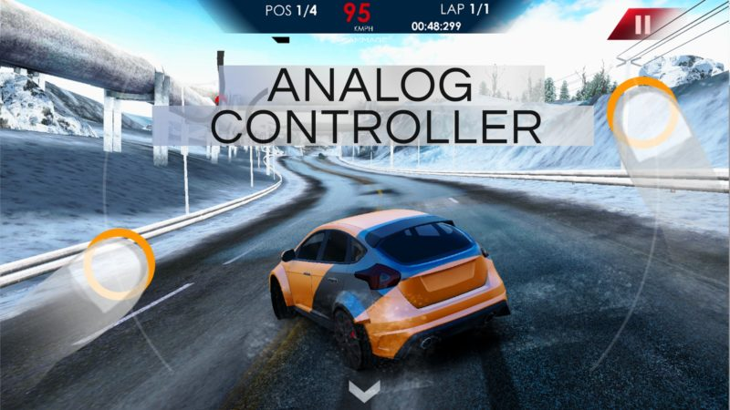 OverRed Racing Android