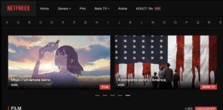 Netfreex Serie TV e Film
