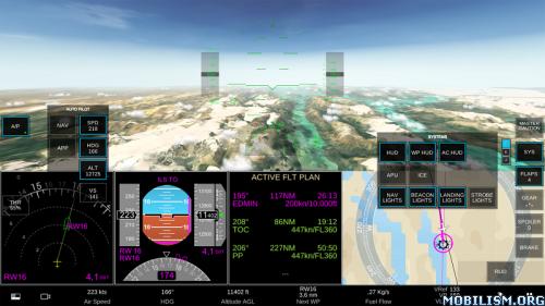 Real Flight Simulator Trucchi Android