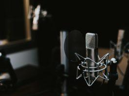 microfono da radio