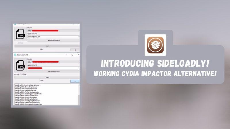 Come usare Sideloadly