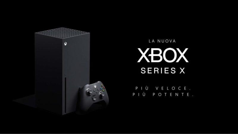 Xbox Series X ed S in pre-ordine su Amazon da 499 euro