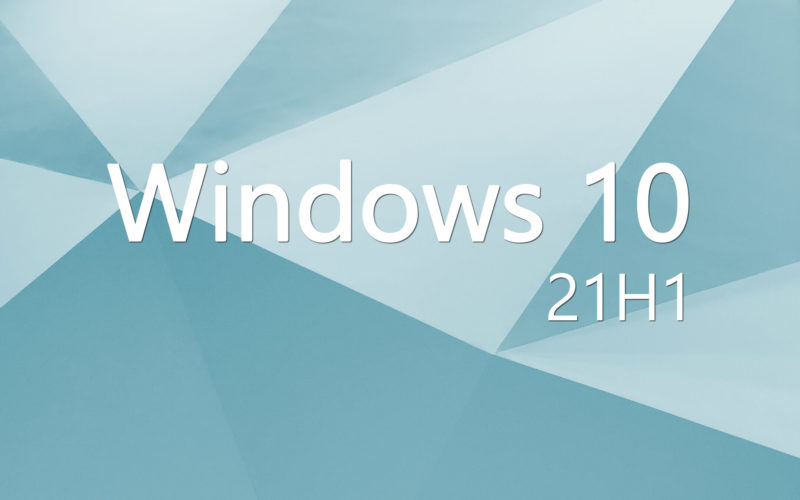 Scarica e installa subito Windows 10 21H1 – Download LINK