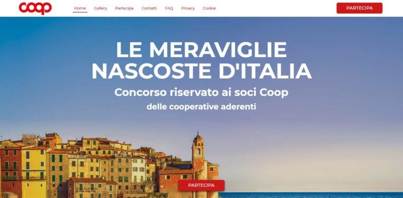 Concorso Coop: vinci 100 buoni spesa da 100 euro | Come Partecipare